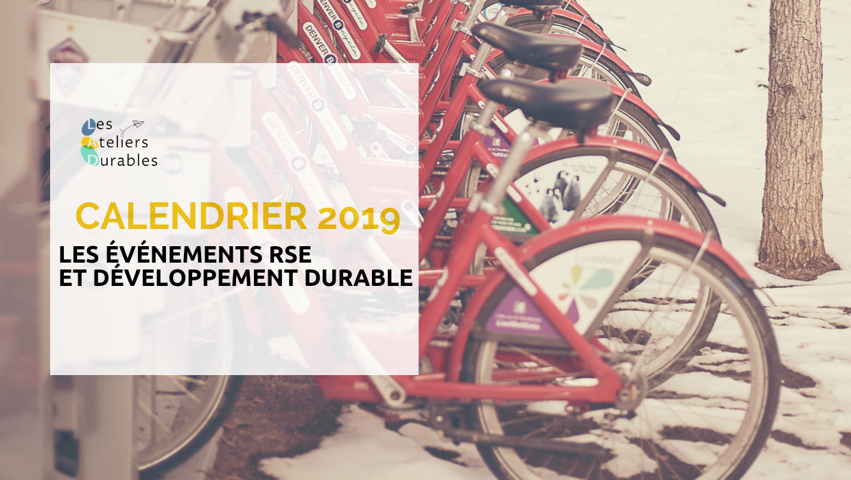 Cour Dassises Toulouse Calendrier 2019.Les Evenements Du Developpement Durable 2019 Les Ateliers